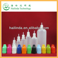Top Quality Electronic cigarette e liquid bottle needle bottle 5,10,15,20,25,30ML for you to choose