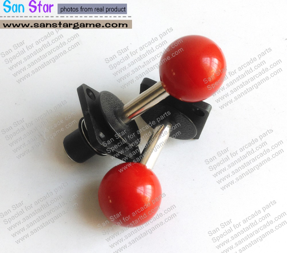 High quality decorative joystick Arcade parts/Game Machine Accessory