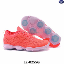Good design New women air cushion sport sneaker running fit trainning shoes
