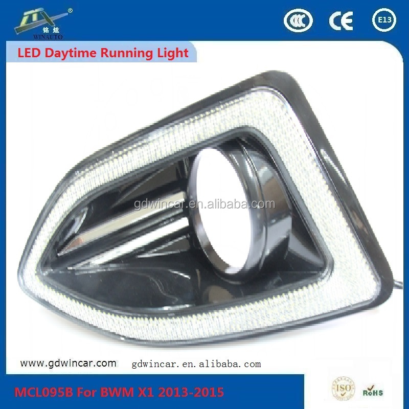 China Factory Wholesale Price High Luminosity Auto Parts Daytime Running Lights LED DRL For Ford Edge 2015