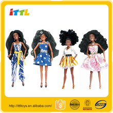 12.5 inches 4 styles fashion black american girl doll