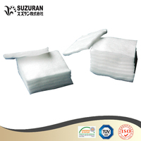 Square Cotton pad 6cmx7cm 230gsm best skin care product