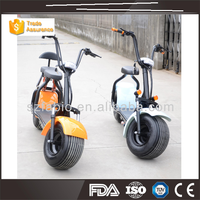 18*9.5 inch 60v 800w 1000w fat tire electro scooter /cheap electric motorcycle/harley e-bike