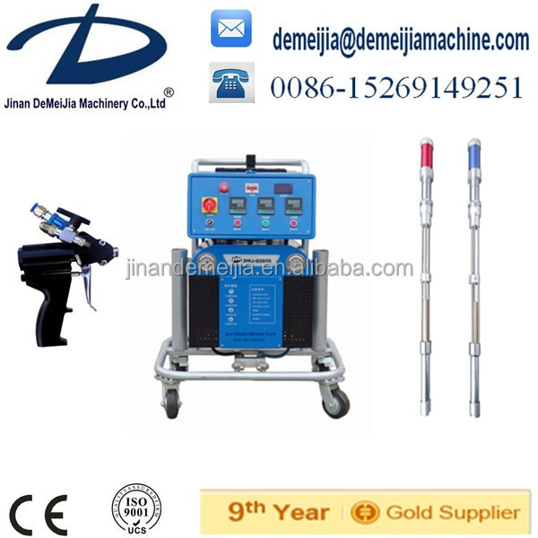 DMJ Polyurethane spraying foam machine