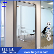 For sale contemporary style used commercial glass doors for office