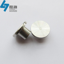 Customized high quality stainless steel threaded pipe end cap