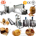 Small Scale Paste Industrial Equipment Almond Cocoa Shea Peanut Butter Processing Machine