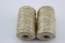 150G 100M eco-friendly nature fibre sisal yarn twine,sisal yarn string
