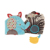 Hot Sale Soft Fabric Plush Animal Infant Child Baby Cloth Book Educational Toys