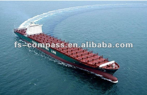 From Shanghai/Shenzhen professional vessel shipping to Marseilles France and all over the world