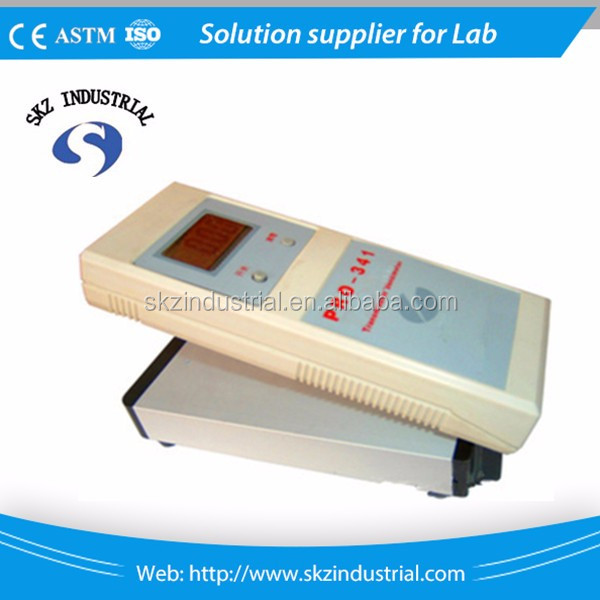 Portable Electronic transmission density hydrometer