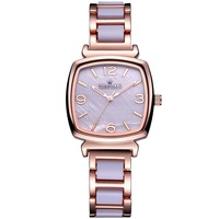 2016 NEW Luxury Gold Timepieces Quartz Bracelet Watch Women with Box