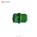 DIN standard hot water supply plastic plug for ppr pipe