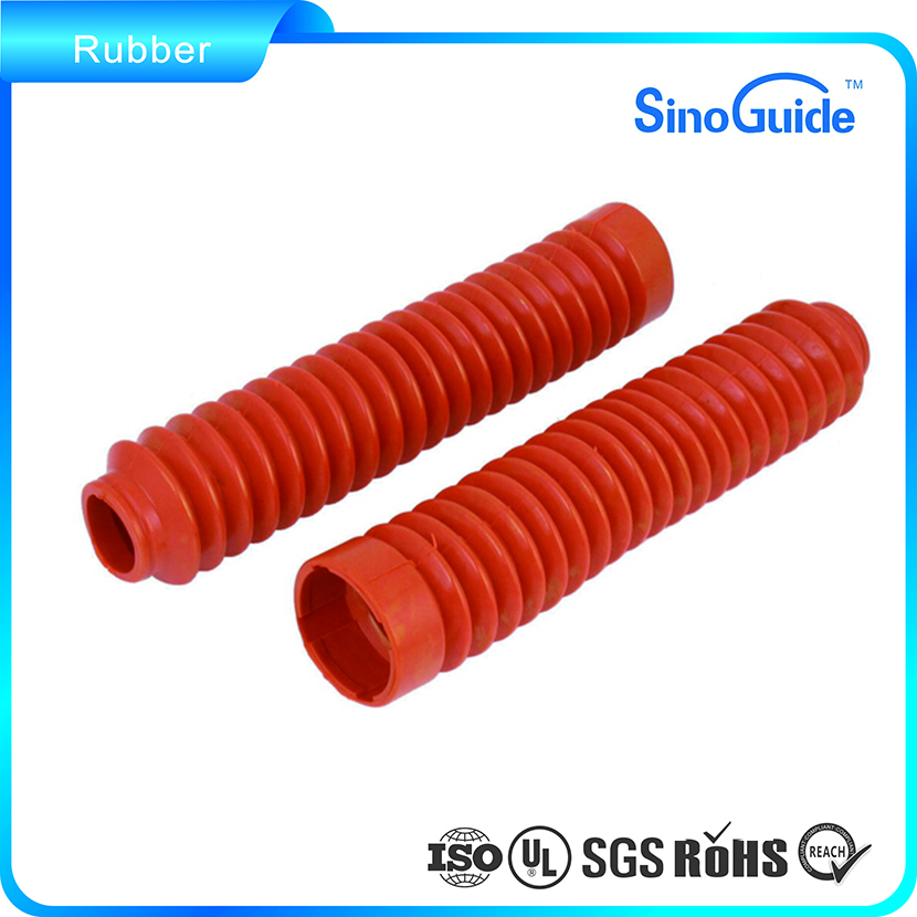 Customized Different Size Anti Vibration Silicon Rubber Shock Absorber