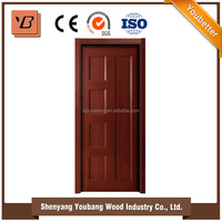 slide and interior solid wood interior door