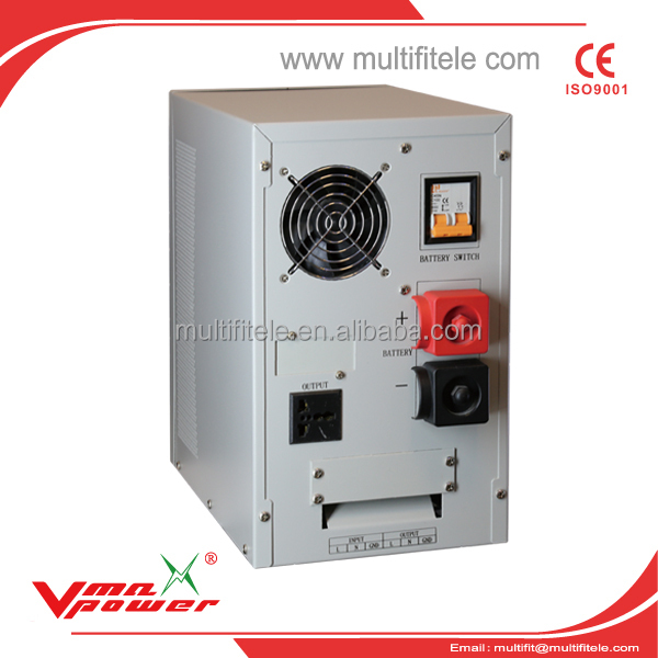 5000w The cheapest Variable power sun wave inverter
