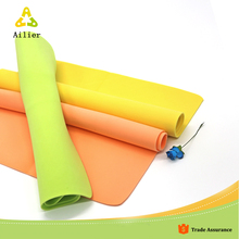 Multi-use colorful pva cleaning cloth synthetic chamois towels