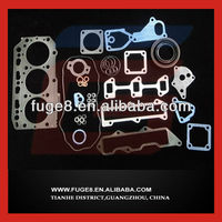 Used for Yanmar 3D84/3D84-3 Engine Complete gasket kit