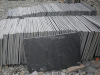 Chinese slate stone construction material black slate on sale