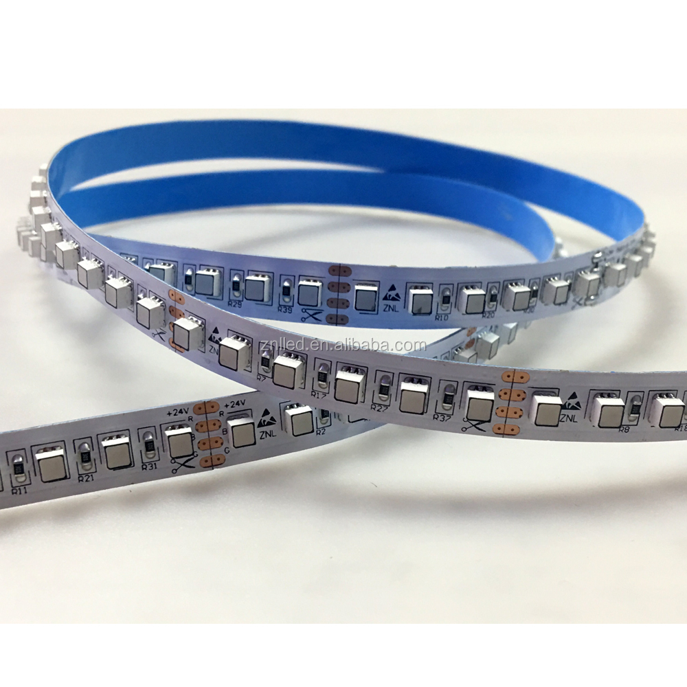 Multi Color LED Flexible Strip 3535SMD RGB Color DC24V 120LEDs/<strong>M</strong>