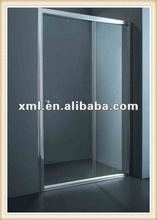 AS-L0087 new clear tempered glass shower room/shower cabinsteam shower cabin