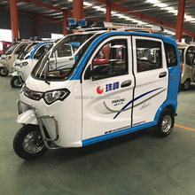 Self-made professional smart electric car with longer endurance time and mileage RHD battery electric vehicle