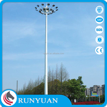 Factory Hot-dip Galvanized Telescopic Mast with Customized Design