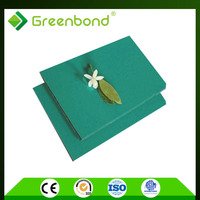 Greenbond bathroom materials Aluminum Composite Panels recycling construction material