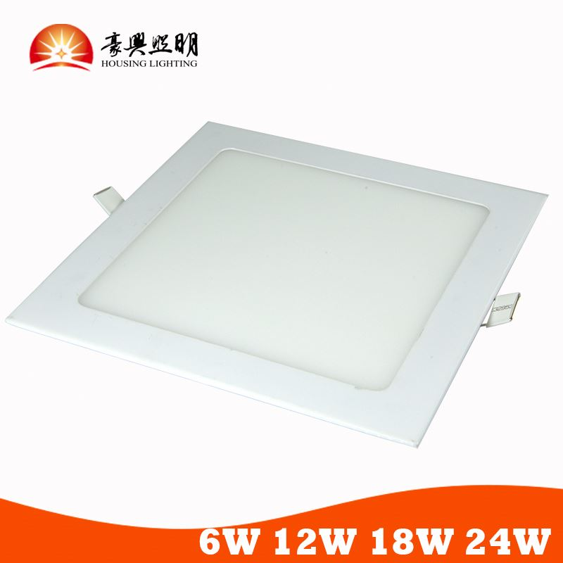 9W TUV LED Panel Down Light Commercial LED Panels Lights Manufacturers In China