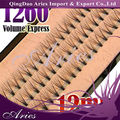 best quality Knot Free NATURAL Flare Cluster Lashes Eyelash Extension Long, Medium, Short