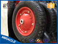 3.25-8 pneumatic rubber wheel used for wheelbarrow /wheelbarrow tyre