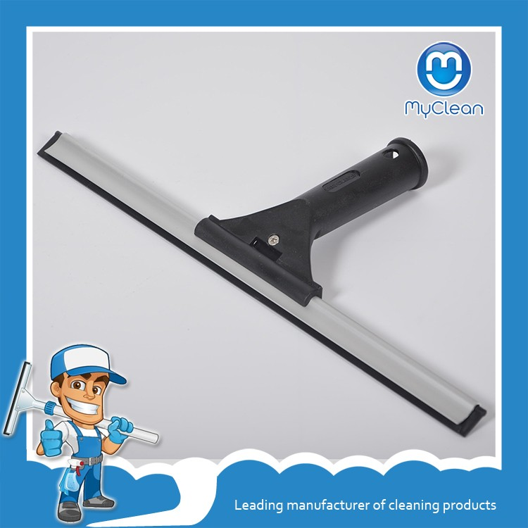 cheap commercial window cleaning aluminum rubber squeegee for sale