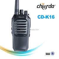 Portable Handheld 2-way Ham Radio with Original Box two way radio sets for Engineering work CD-K16