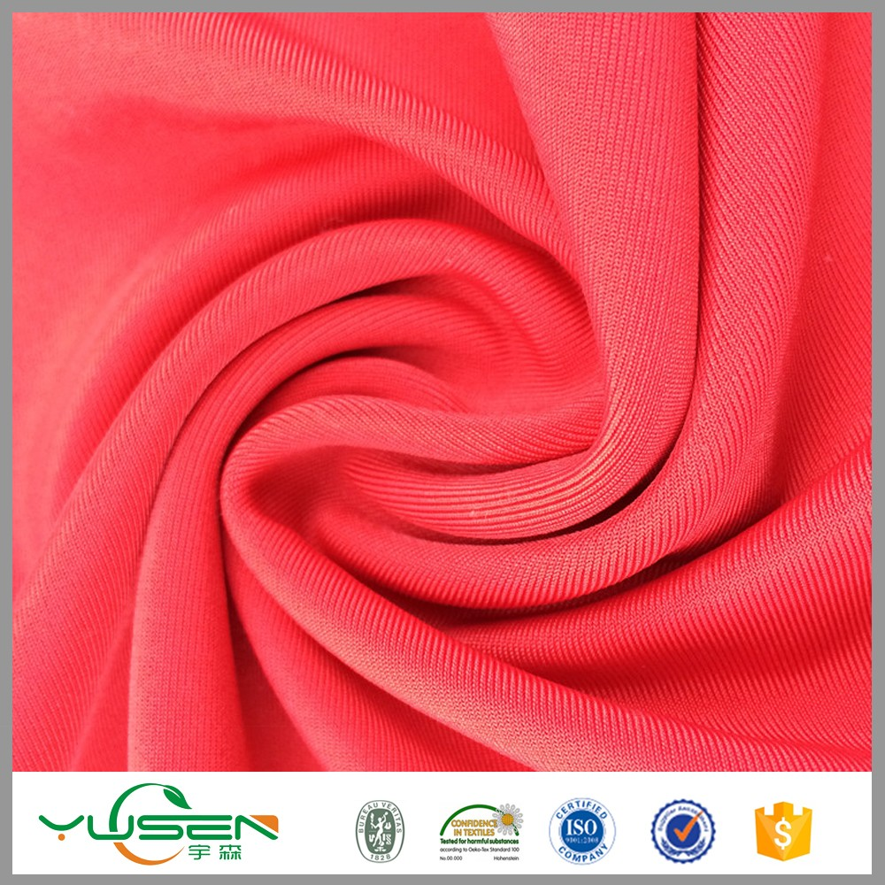water proof and UVP 4 way stretch lycra polyester spandex fabric for underwear