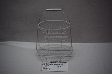 Chicken Wire kitchen KD egg Basket