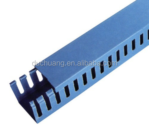China Pvc Cable : China plastic pvc electrical channel for cable buy
