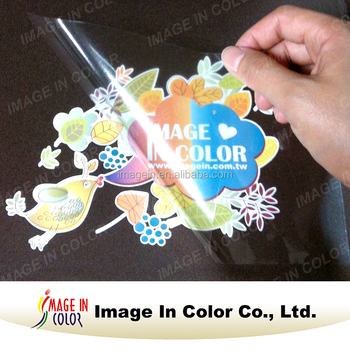 PU Printable paper Eco Solvent digital Printing Heat Transfer Vinyl for Roland Mimaki printer