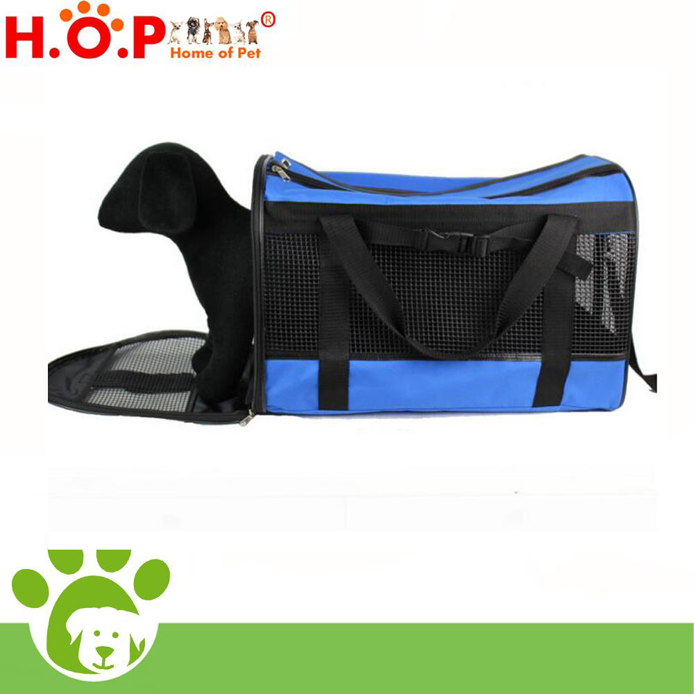 Hot sell Travel pet bed / cat carrier backpack/ dog cage