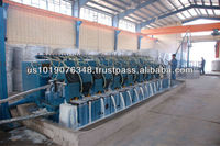 Copper Rod Continuous Casting & Rolling Production Line