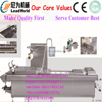 Multifunctional automatic meat thermoforming vacuum packing machine