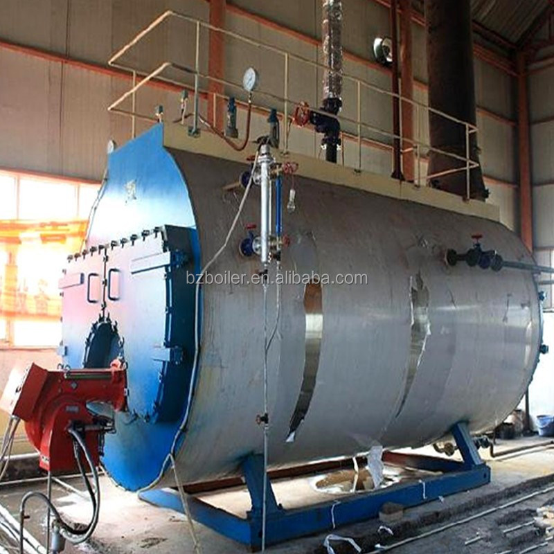 oil fuel horizontal steam heater