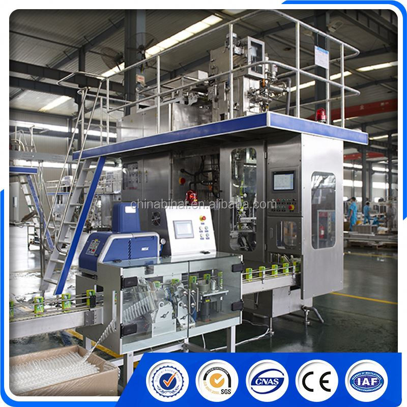 BH7500 high-ranking new cheap aseptic juice carton filling machine