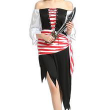 AMAZON Women's Pirate Wench Costume