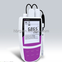 Portable PH ORP Ion Meter