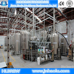 500L 1000L 10BBL 15BBL beer brewing beer machine brewery equipment stainless steel tanks Beer Brewing Equipment