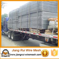 Australia or Canada high standard Galvanized / PVC coated Temporary Fence/Mobile Fencing /Portable