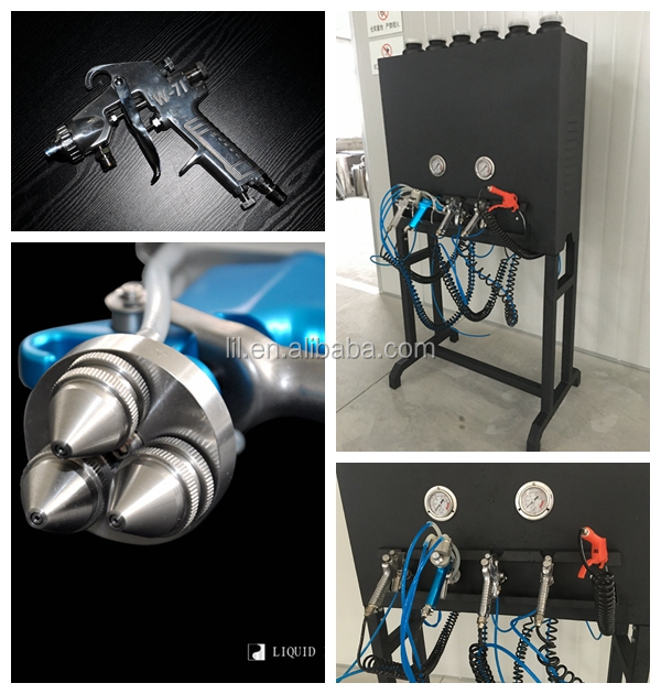 LYH-CPSM106 factory direct sale spray chrome plating machine (the only formula chemicals can be used on automatic spray plating)