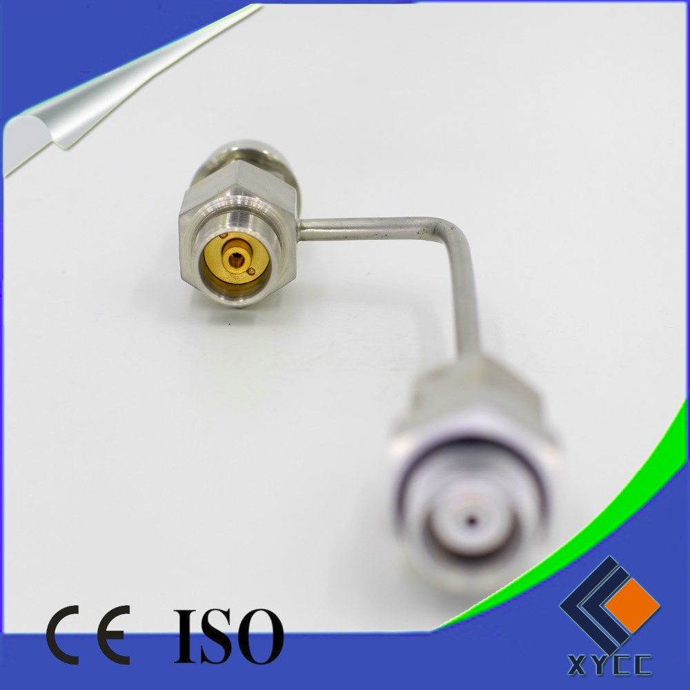 stainless steel external type High quality standard gas pressure gauges