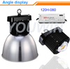 High Qualilty led high bay lamp, 150W high bay led fixtures housing for led lighting