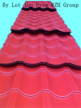 Colored steel Antique Corrugated sheet roofing